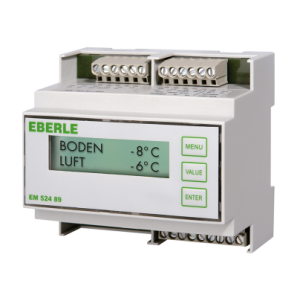 Eberle controller for defrost systems EM 524 89