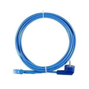 Cablu protectie tevi 60 m cu termostat montat pe cablu