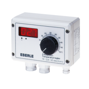 Temperature controller Eberle TR 524 93
