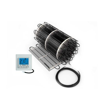Avantajele utilizării unui covoraș sau al unui sistem de încălzire electrică în pardoseală cu cabluri