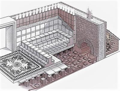 Sistemul de incalzire prin pardosela va fi prezentat in spatiile viitorului metrou grec